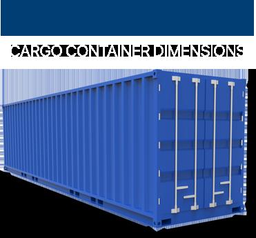 Cargo-container-dimensions